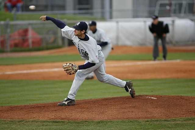 野球 投球